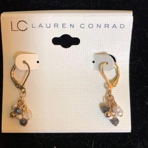 Beaded earrings by lc Lauren Conrad